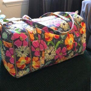 Gently Used Vera Bradley Weekend Bag